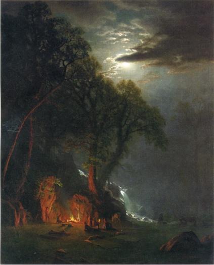 campfire-site-yosemite